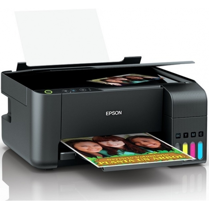 Impresora Epson L3110 Multifuncional Tinta Continua